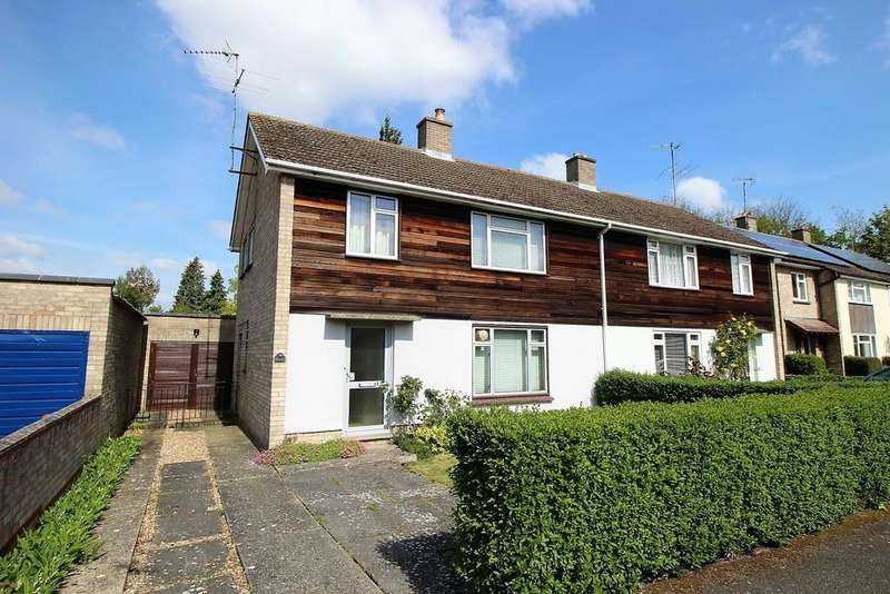 3 Bedrooms Semi Detached House for sale in Goding Way, Milton, Cambridge