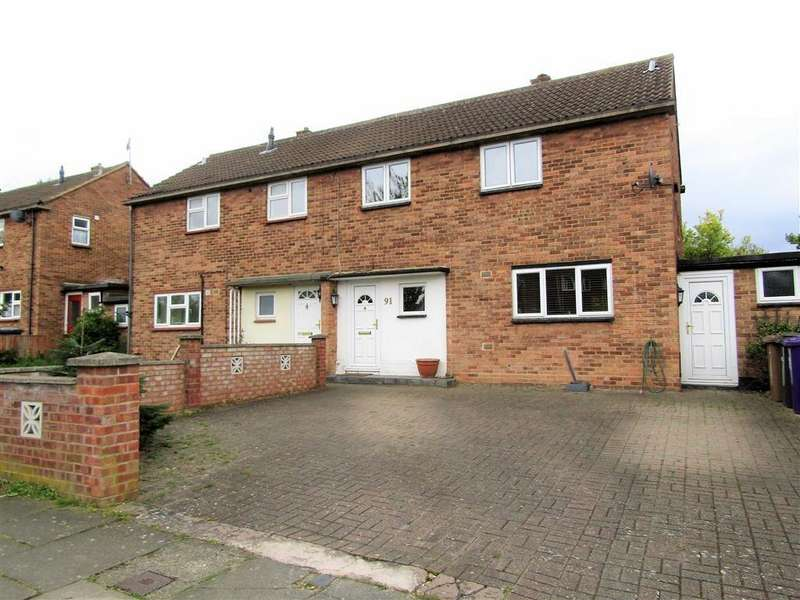 3 Bedrooms Semi Detached House for sale in Westmill Road, Hitchin, SG5