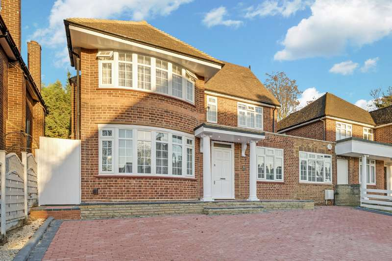 6 Bedrooms Detached House for sale in St Marys Avenue, Finchley Central
