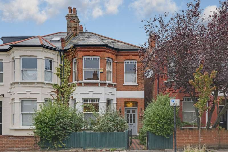 4 Bedrooms House for sale in Richborough Road, Cricklewood