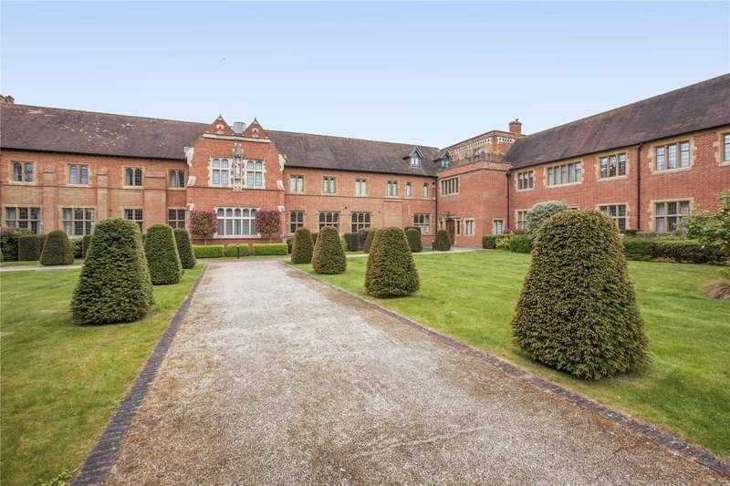 2 Bedrooms Flat for sale in Abbey Gardens, Upper Woolhampton, Reading, Berkshire, RG7
