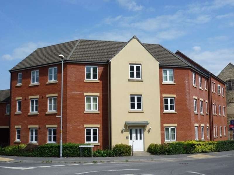 2 Bedrooms Apartment Flat for sale in Primmers Place, Westbury