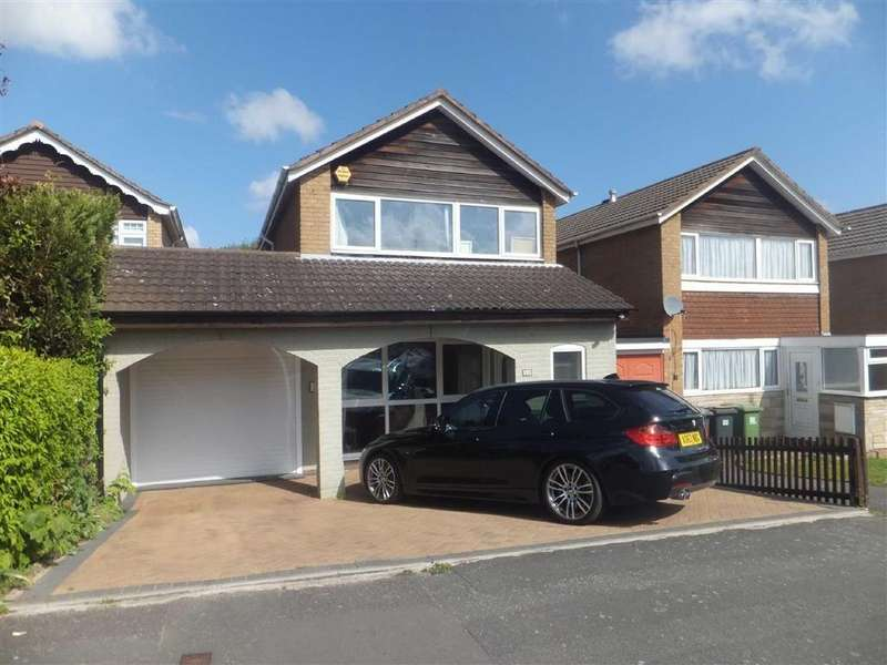 3 Bedrooms Link Detached House for sale in Brodick Way, The Raywoods, Nuneaton, Warwickshire, CV10