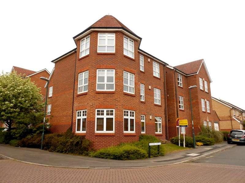 2 Bedrooms Apartment Flat for rent in Minstrel Avenue, Nottingham NG5