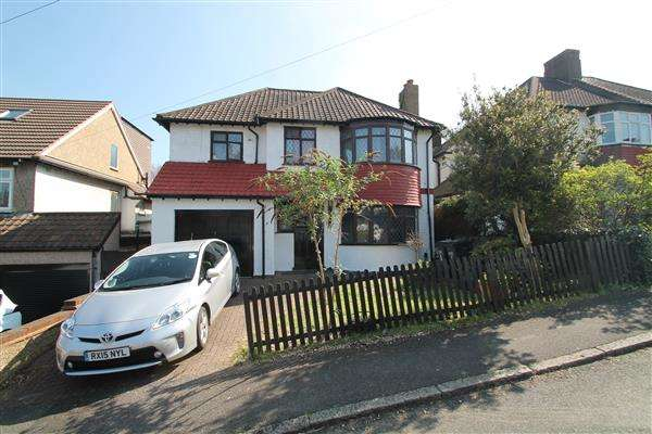 4 Bedrooms Detached House for sale in The Ridge