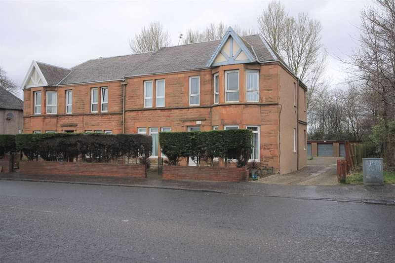 2 Bedrooms Flat for sale in Hamilton Road, Motherwell