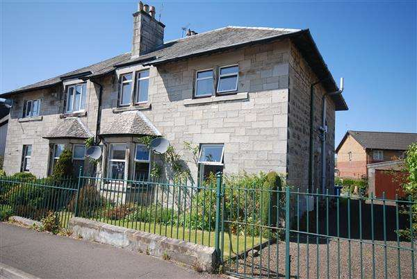 2 Bedrooms Apartment Flat for sale in James Street, Dalry