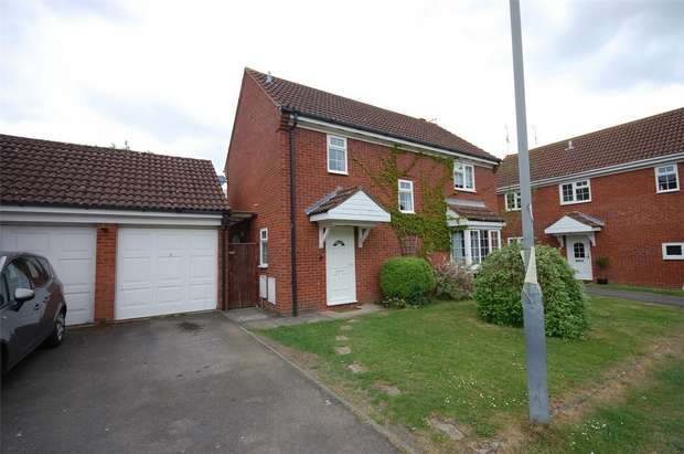 4 Bedrooms Detached House for sale in Messenger Close, Aylesbury, Buckinghamshire