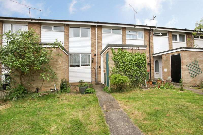3 Bedrooms Terraced House for sale in Ellison Close, Windsor, Berkshire, SL4