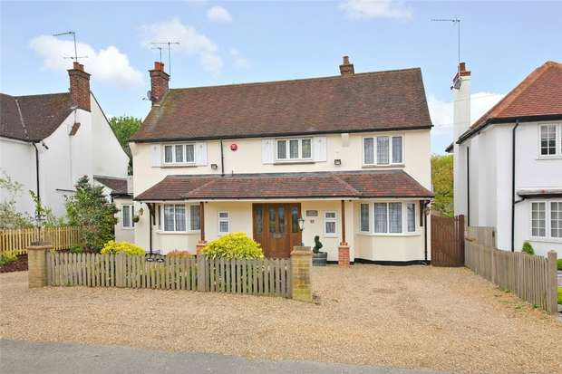 4 Bedrooms Detached House for sale in 51 Beech Avenue, RADLETT, Hertfordshire