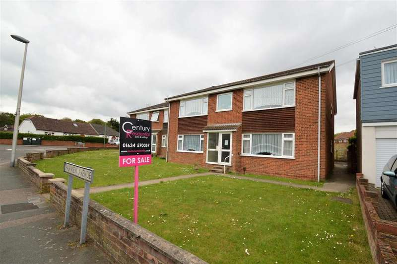1 Bedroom Apartment Flat for sale in Fairview Avenue, Gillingham