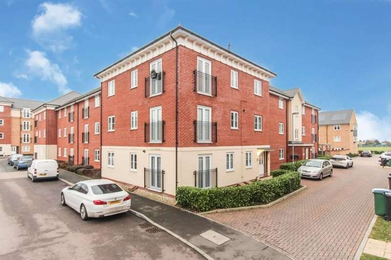2 Bedrooms Flat for sale in Williamson Road, Watford, WD24