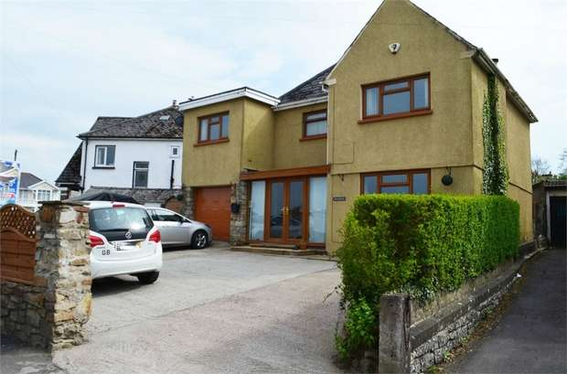 5 Bedrooms Detached House for sale in Heol Yr Ynys, Bridgend, Mid Glamorgan