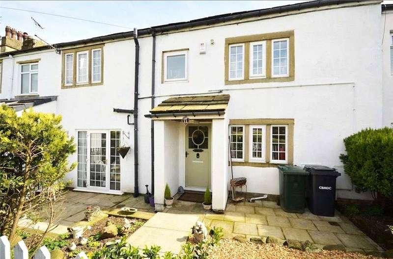 3 Bedrooms Terraced House for sale in Brookhouse Gardens, Parkin Lane, Apperley Bridge