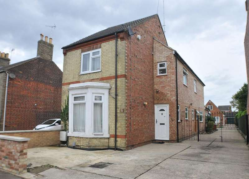 4 Bedrooms Detached House for sale in Peterborough PE1