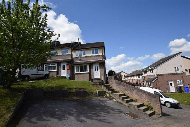 3 Bedrooms End Of Terrace House for sale in Paterson Gardens, Stocksbridge, Sheffield, S36