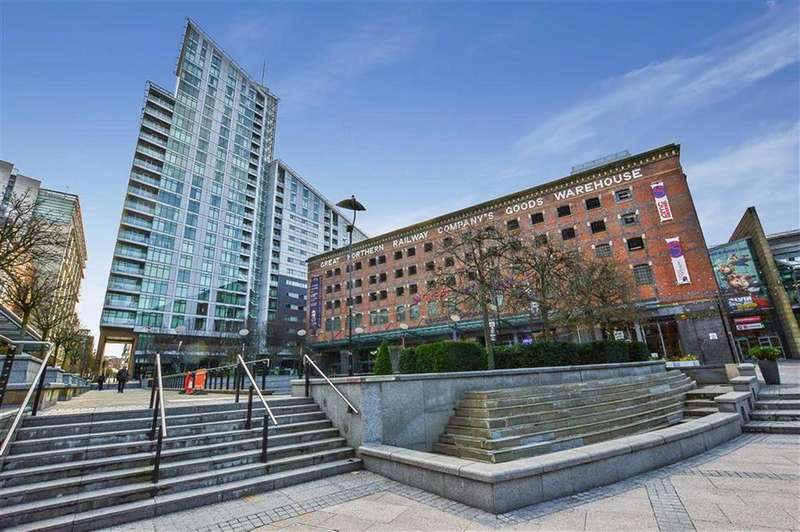 2 Bedrooms Apartment Flat for rent in Great Northern Tower, Manchester, Greater Manchester, M3