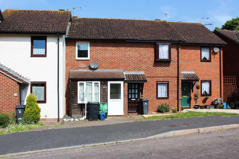 2 Bedrooms Terraced House for sale in Dukes Crescent, Exmouth