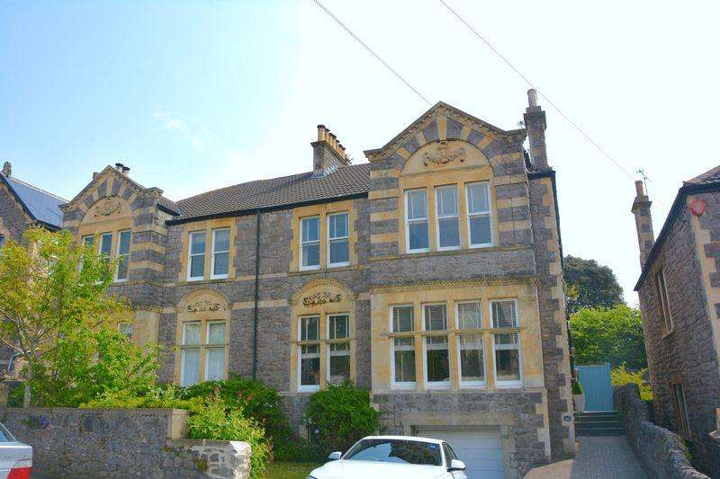 4 Bedrooms Semi Detached House for sale in Arundell Road, Weston-Super-Mare