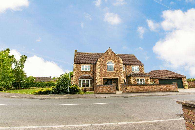 4 Bedrooms Detached House for sale in The Rookery, Scotter