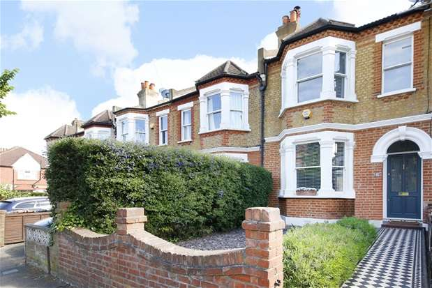 4 Bedrooms Terraced House for sale in Vancouver Road, Forest Hill