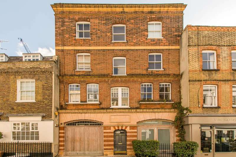 1 Bedroom Flat for sale in Old Church Street, Chelsea, SW3