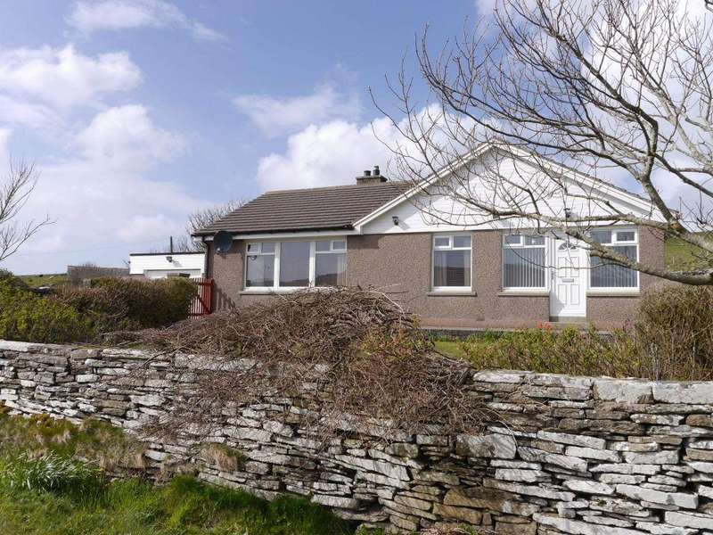3 Bedrooms Detached House for sale in Saviskaill, Evie, Orkney