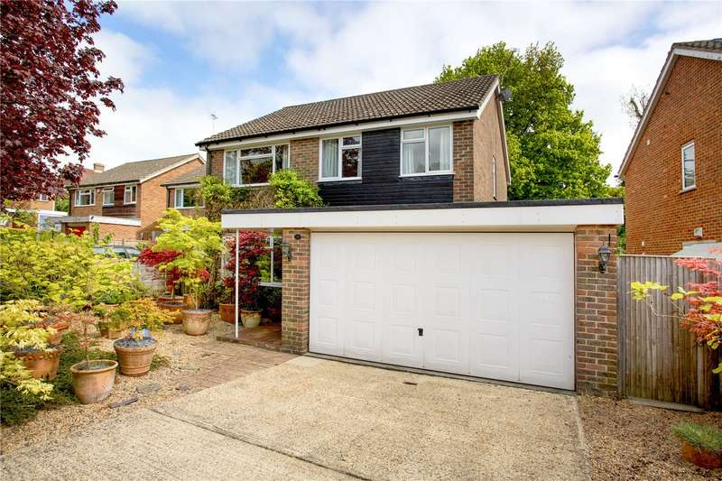 4 Bedrooms Detached House for sale in Munnion Road, Ardingly, Haywards Heath, West Sussex, RH17