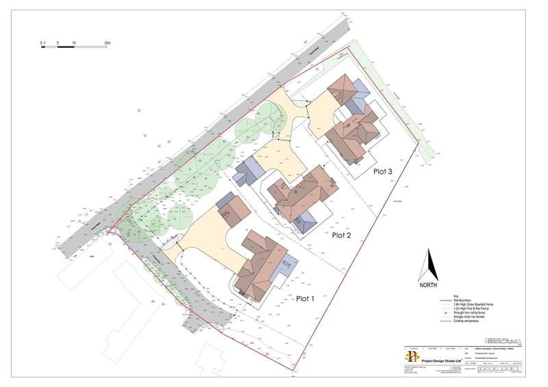 Plot Commercial for sale in Church Street, Clifton, SG17