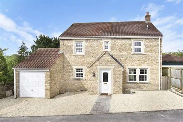 4 Bedrooms Detached House for sale in New Buildings, Frome