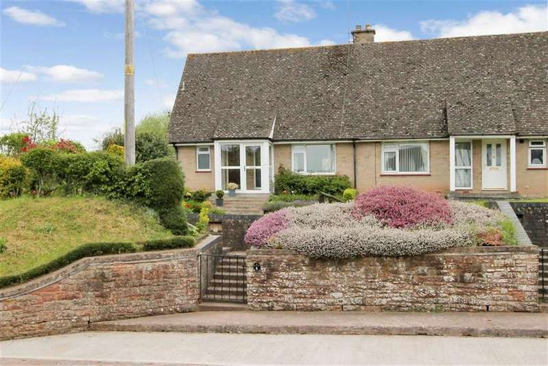 2 Bedrooms Semi Detached House for sale in Lea, Ross-On-Wye