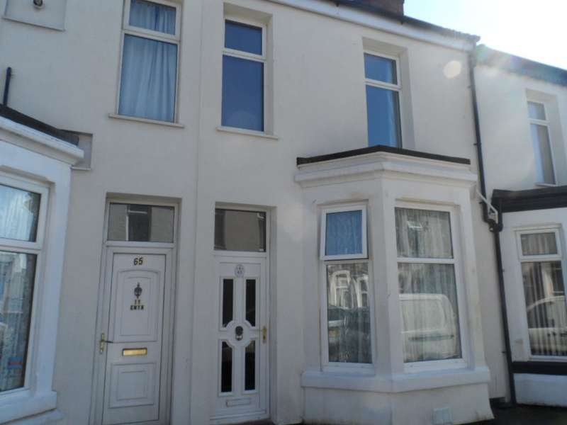 3 Bedrooms Terraced House for sale in Ribble Road, Blackpool, FY1 4AA