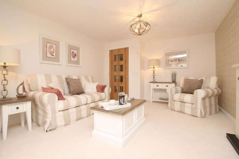 1 Bedroom Flat for sale in Folland Court Hamble Lane, Hamble, Southampton, SO31
