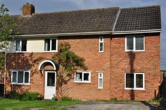 4 Bedrooms Semi Detached House for sale in Trinity Road, Shrewton, Salisbury