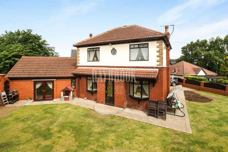 5 Bedrooms Detached House for sale in Barnsley Road, Brierley