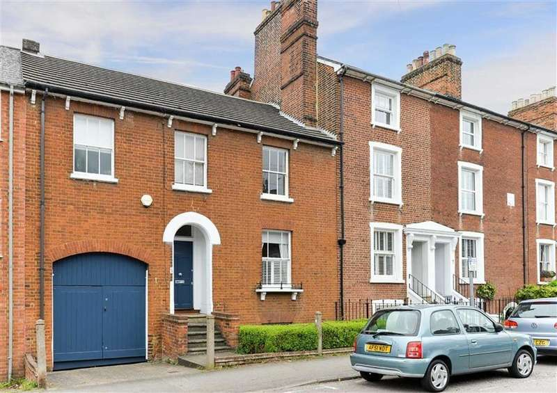 4 Bedrooms Terraced House for sale in Benslow Lane, Hitchin, SG4