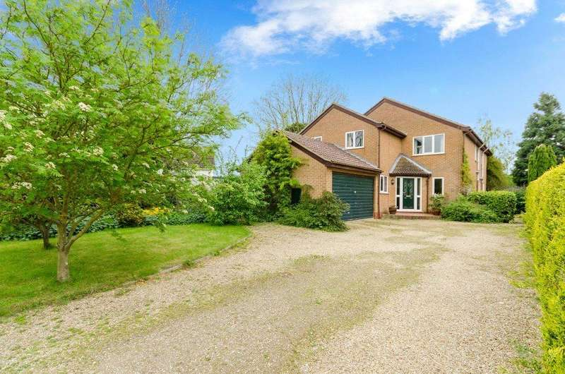 4 Bedrooms Detached House for sale in Chapel Street, Haconby, Bourne, PE10