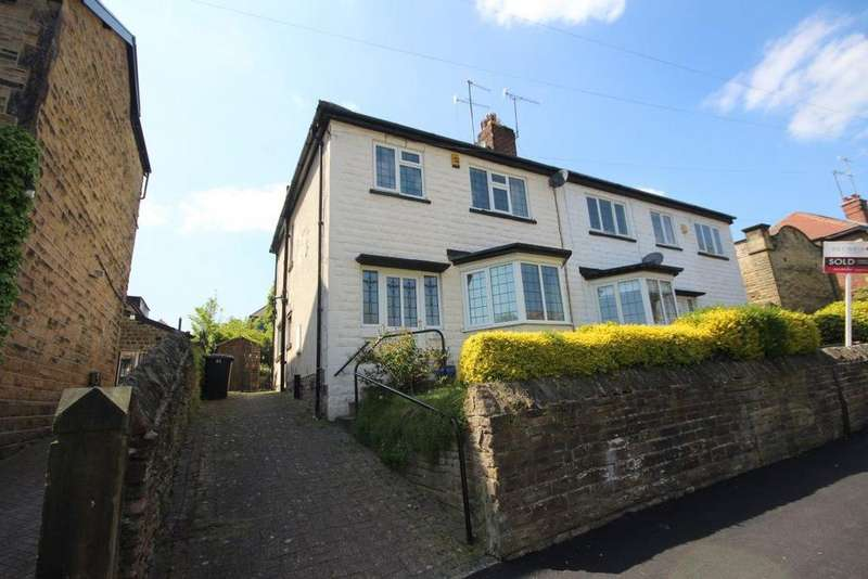 3 Bedrooms Semi Detached House for rent in 37 Sterndale Rd, Millhouses, Sheffield, S7 2LD
