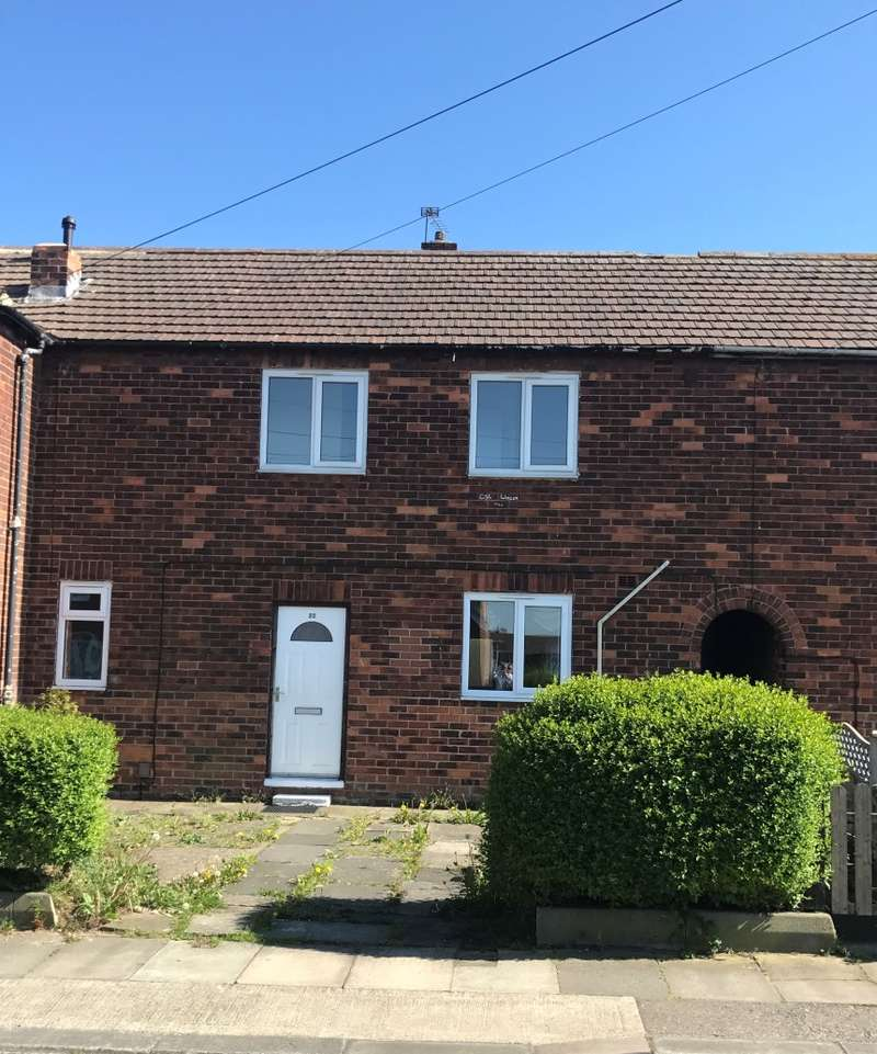 3 Bedrooms Terraced House for sale in Hershall Drive, Middlesbrough, Cleveland, TS3 8NX