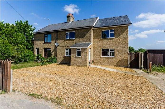 4 Bedrooms Semi Detached House for sale in Fordham Road, Soham, Ely