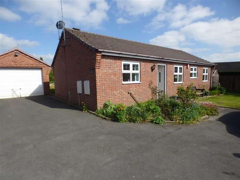 3 Bedrooms Detached Bungalow for sale in 11, Shawe Park Road, Kingsley Holt