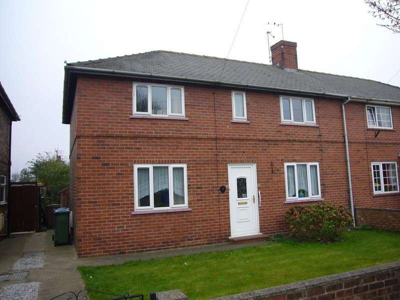 3 Bedrooms Semi Detached House for sale in Newclose Lane, Goole