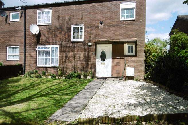 3 Bedrooms End Of Terrace House for sale in 184 Boulton Grange, Randlay, Telford, Shropshire, TF3 2LQ