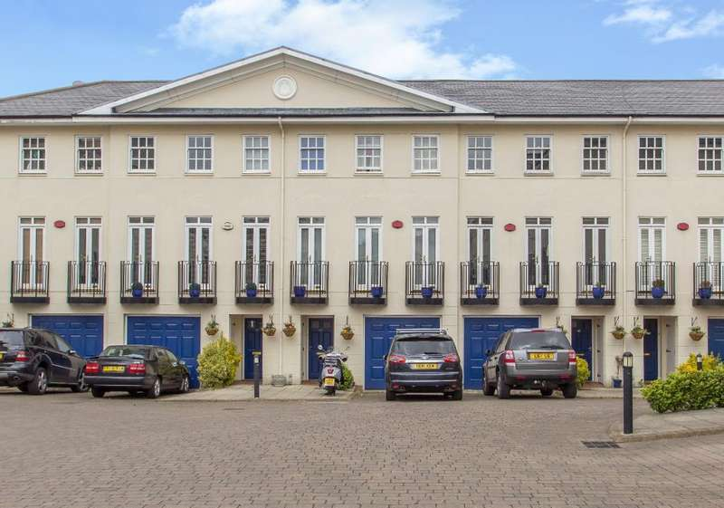 4 Bedrooms Terraced House for sale in Henry Tate Mews, London, SW16 3HA