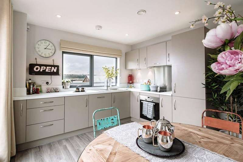 1 Bedroom Flat for sale in Paintworks, Arnos Vale, Bristol, BS4