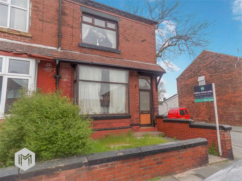 3 Bedrooms End Of Terrace House for sale in Highfield Road, Farnworth, Bolton, Lancashire