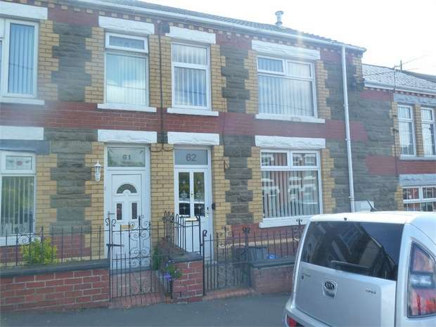 3 Bedrooms Terraced House for sale in Cemetery Road, Maesteg, Maesteg, Mid Glamorgan