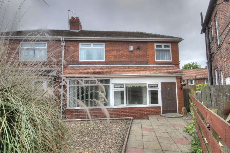 3 Bedrooms Semi Detached House for sale in Denhill Park, Condercum Park, Newcastle Upon Tyne, NE15