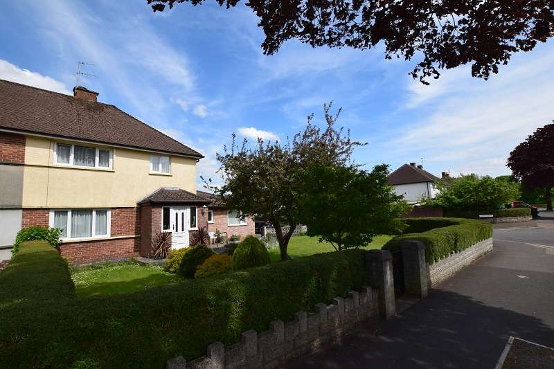 3 Bedrooms Semi Detached House for sale in River View, Gabalfa, Cardiff. CF14 2QG