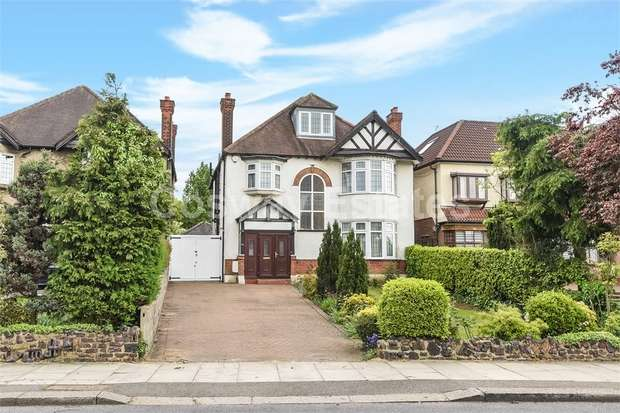 5 Bedrooms Detached House for sale in Uphill Road, LONDON
